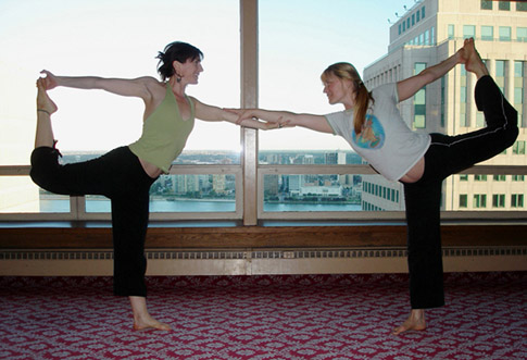 Best Yoga Classes In And Around Detroit Cbs Detroit