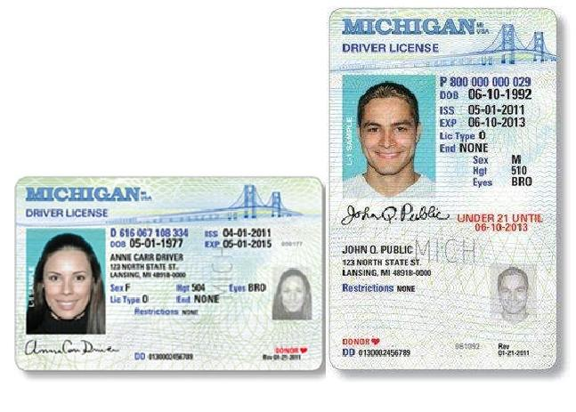 MI Debuts New, Improved Driver's License – CBS Detroit