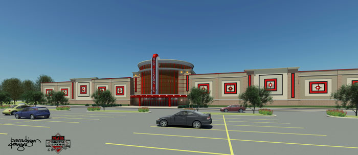 Mjr Builds New Theatre Complex In Westland Cbs Detroit Chesterfield mall (formerly known as westfield shoppingtown chesterfield) is a shopping mall in chesterfield, missouri, at the intersection of interstate 64/u.s. theatre complex in westland cbs detroit