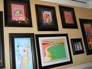 Art will line the walls at The Henry in Dearborn (Credit: WWJ's Pat Sweeting)