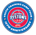 Detroit Pistons 15th Anniversary Youth Training Camp Tour