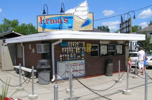 Erma's Frozen Custard