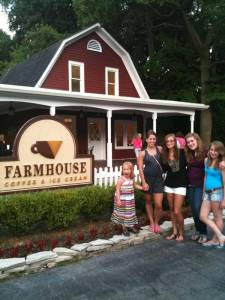 Farmhouse Coffee And Ice Cream