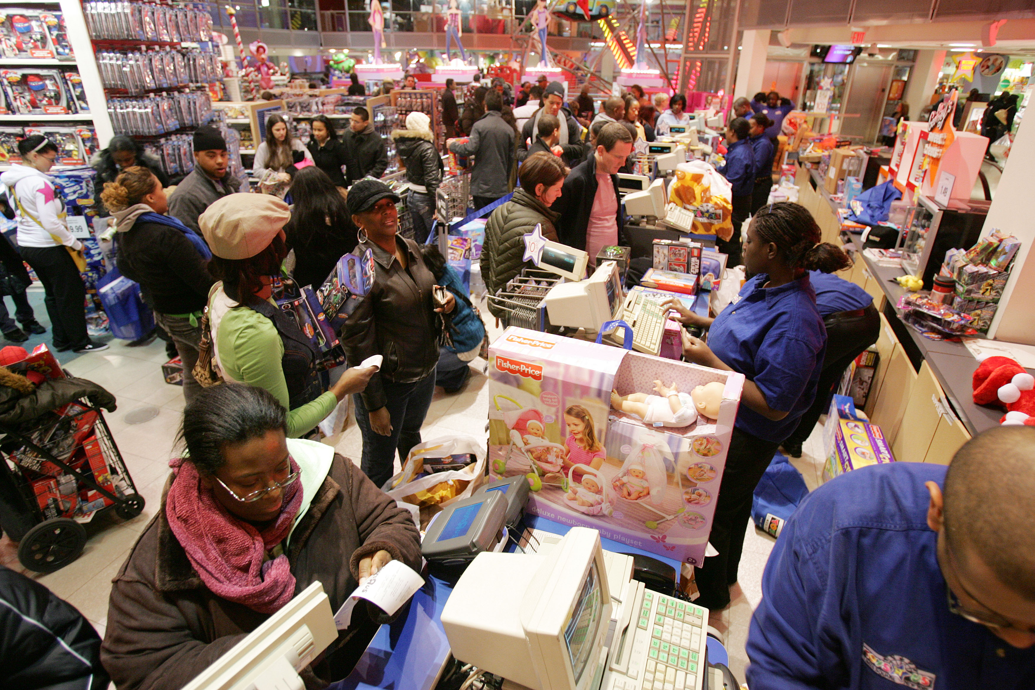 good places to go on black friday