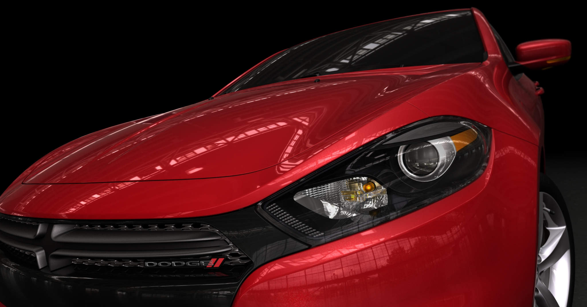 Dodge Brings Back The Dart New Small Car To Debut At Auto Show Cbs Detroit
