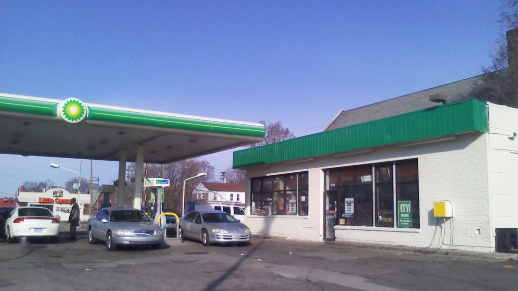 Man Shot At Detroit Gas Station, Reportedly Over Price Of