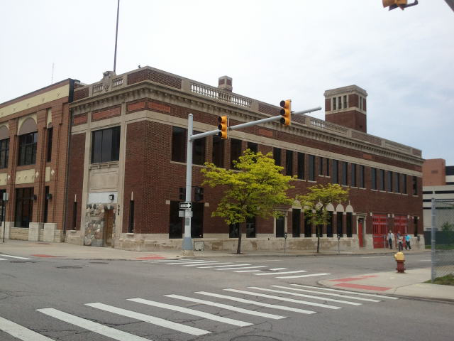 U of D Mercy Gets New Digs In Old Detroit Firehouse – CBS