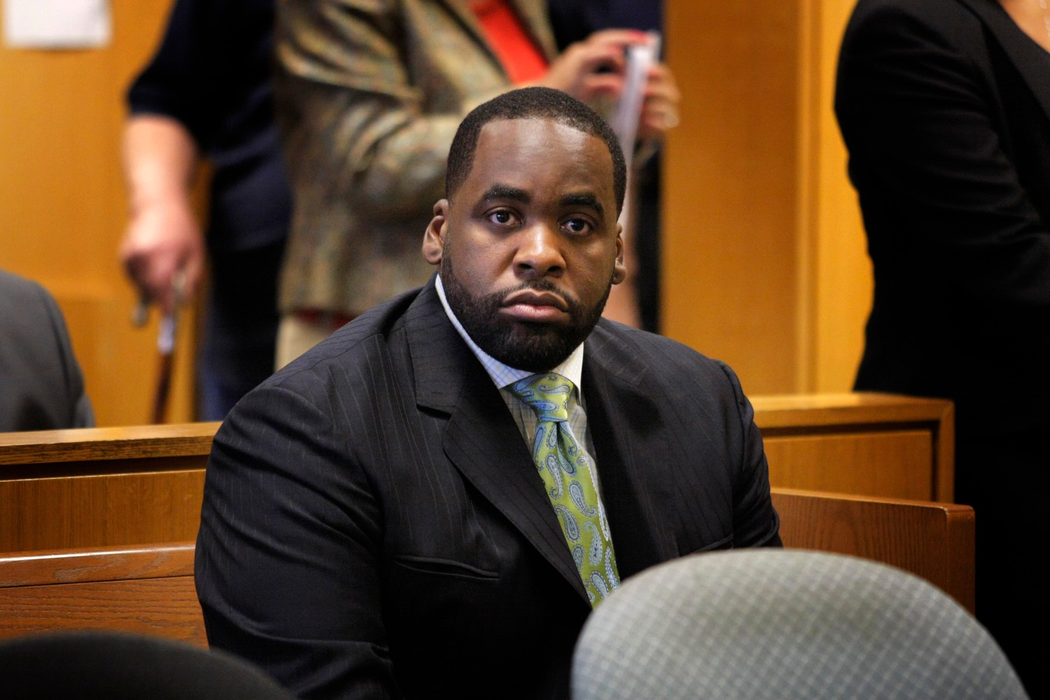 kwame kilpatrick - photo #8
