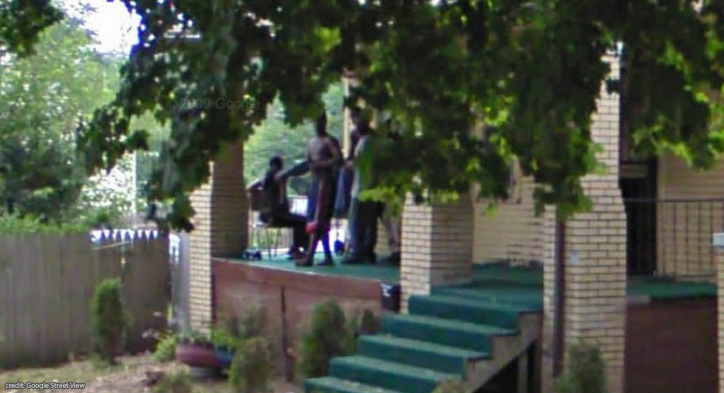 Google Maps Catches Teens With Gun At House Where Baby Found Dead ...
