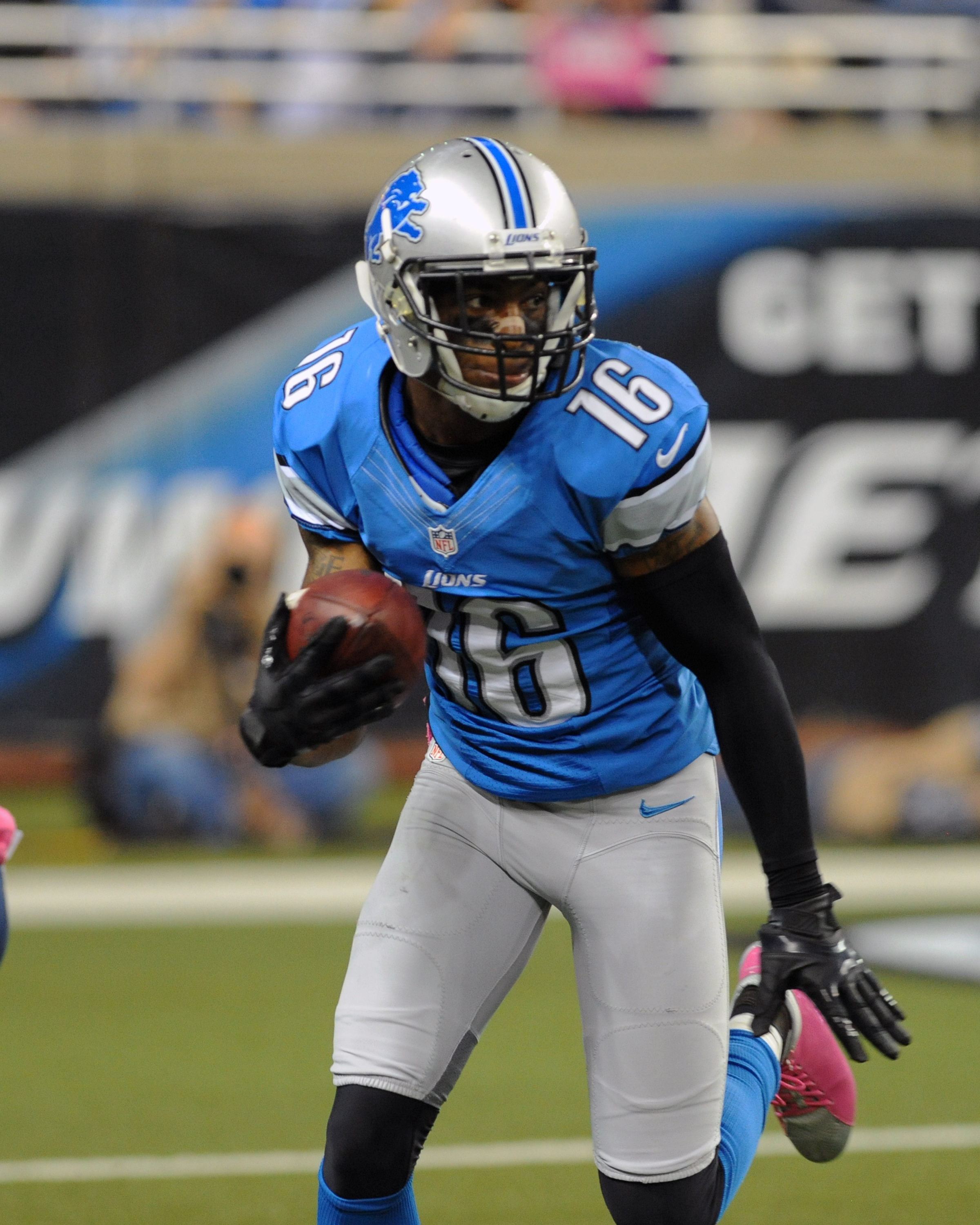 new arrival bff22 1bfed Lions' Titus Young Sent Home, Will Be Inactive Thanksgiving ...