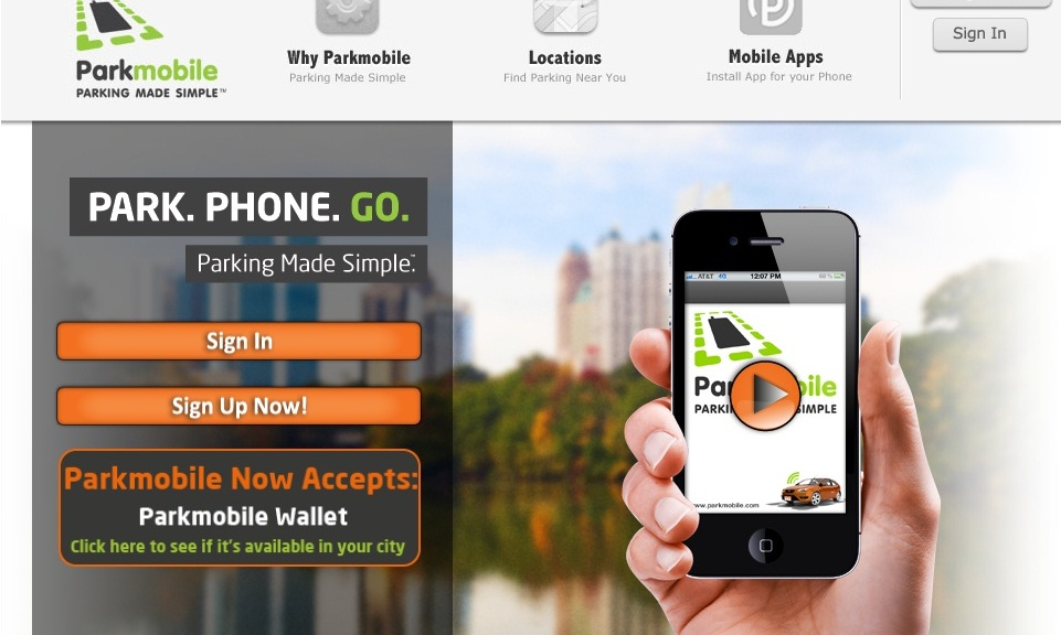 Parkmobile Launches Mobile Parking Payment System In Mt