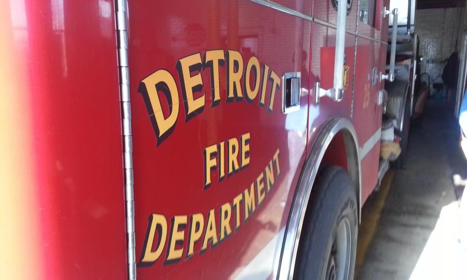 Final Day To Apply For Job As Detroit Firefighter – CBS Detroit