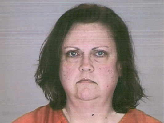 Kelly Rhodes (Booking Photo)