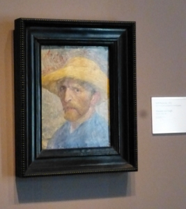 Fine art on display at the DIA. (credit: Pat Sweeting/WWJ)