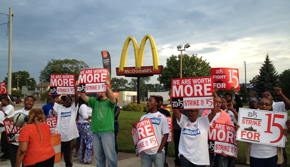 Can Fast Food Workers Survive On Pay Suggested Budget Questioned Cbs Detroit