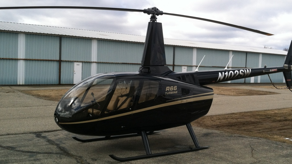 Best Helicopter Tours In Detroit – CBS Detroit
