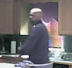 Police are looking to identify this man who was caught on camera breaking into a home in Waterford Township. Anyone with info should call police at 248-618-7515.