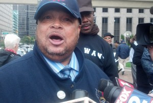 Fred Westbrook, president of the Amalgamated Transit Union Local 26. (credit: Ron Dewey/WWJ)