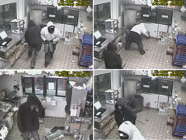 Wanted Christmas Day Fast Food Robbers Caught On Camera Cbs Detroit