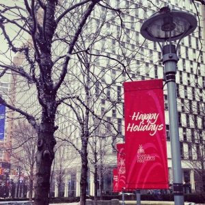 Happy Holidays in Detroit