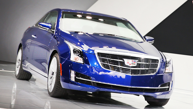 Cadillac Recalls ATS Cars To Fix Hair-Trigger Sunroof Switch