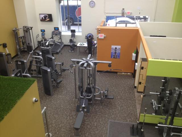 Anytime Fitness Detroit S Only 24 Hour Gym Now Open Cbs Detroit