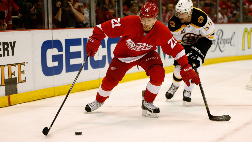 Red Wings Agree To Terms With Tomas Tatar On New Three Year Deal Cbs Detroit