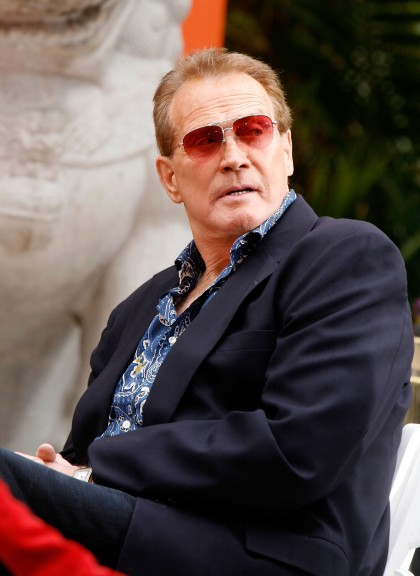 HOLLYWOOD - JUNE 05: Actor Lee Majors attends the Hand and Footprints Ceremony at Grauman's Chinese Theatre on June 5, 2007 in Hollywood, California. (Photo by Kevin Winter/Getty Images)