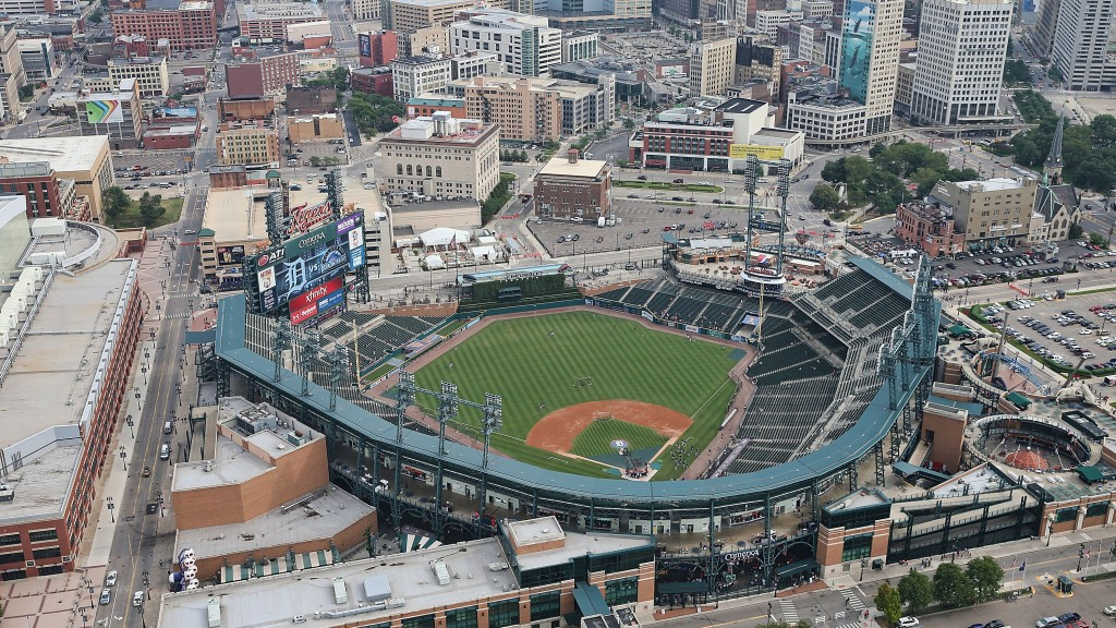 Comerica Park Reinforces Safety And Security Measures For ...