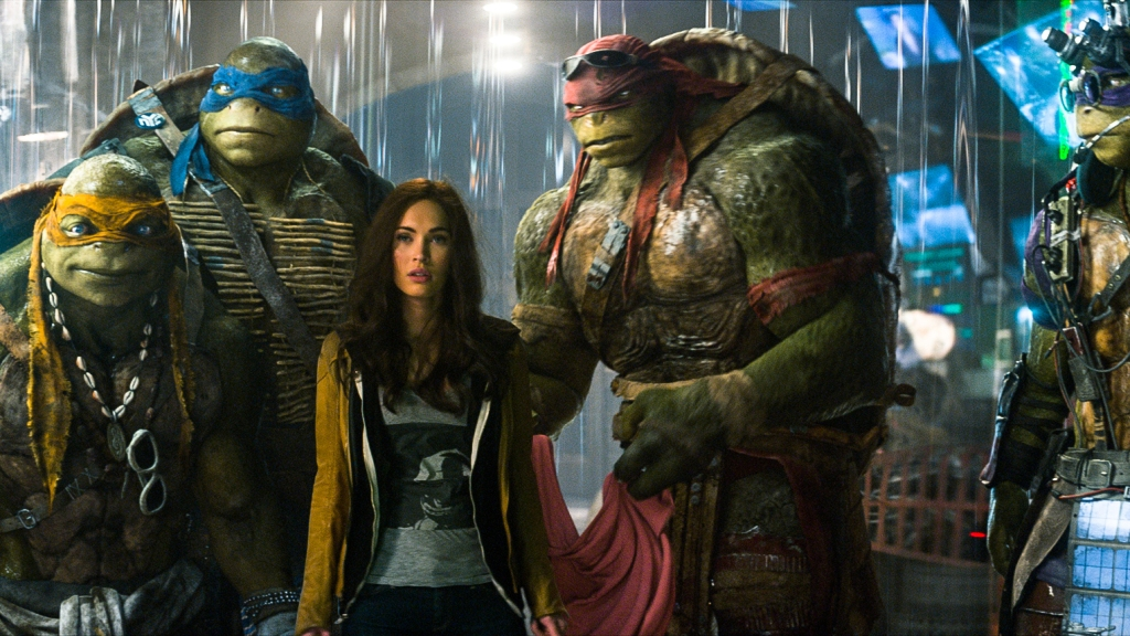 Teenage Mutant Ninja Turtles Take Animation Special Effects And 3d To A New Level Cbs Detroit