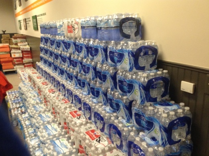 Bottled Water for Gift Bags