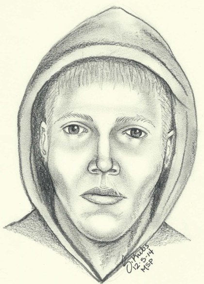 Police in Canton are trying to identify this man, wanted for attempted armed robbery and assault. (Credit: police handout)