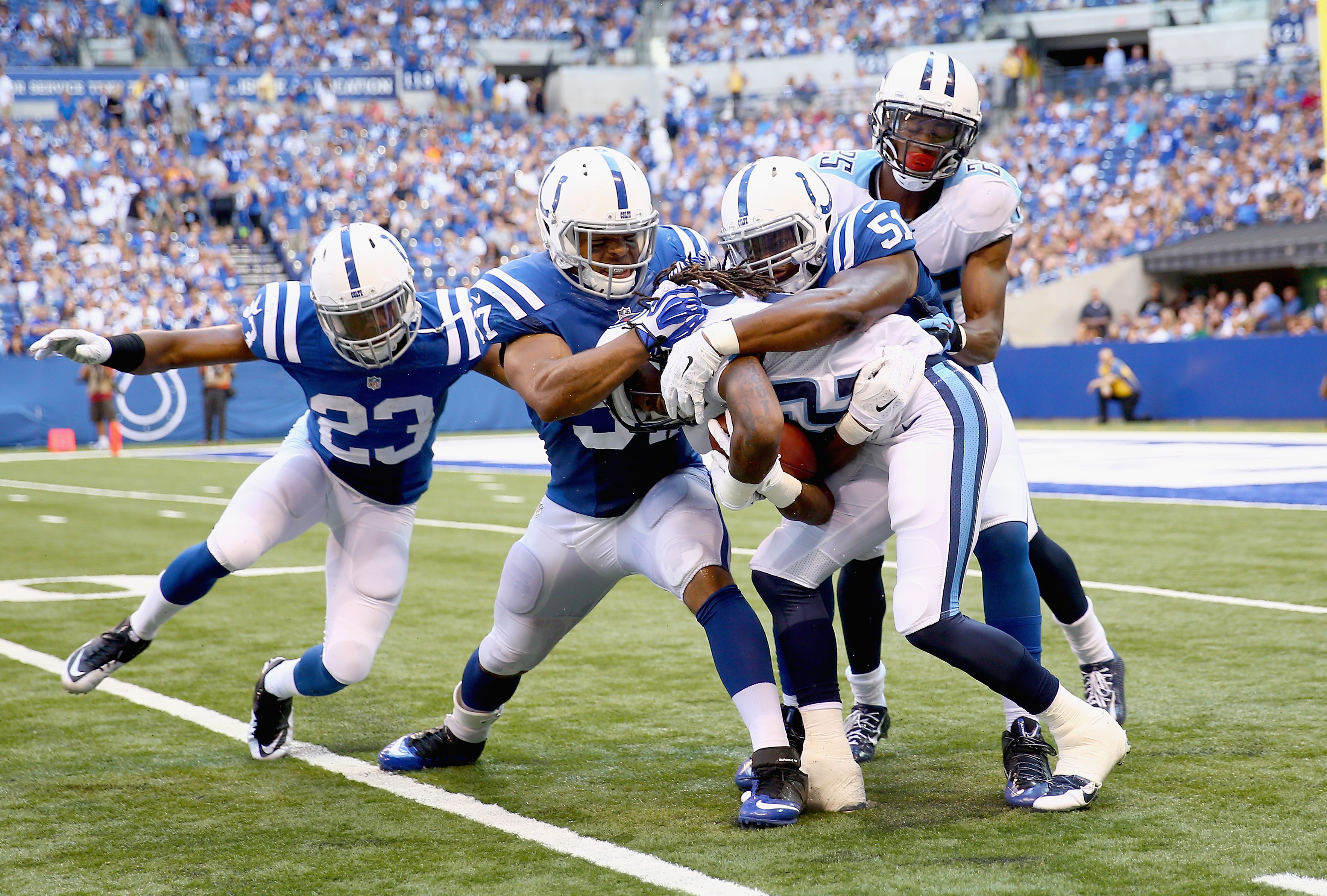 Image result for The Indianapolis Colts Are Charging