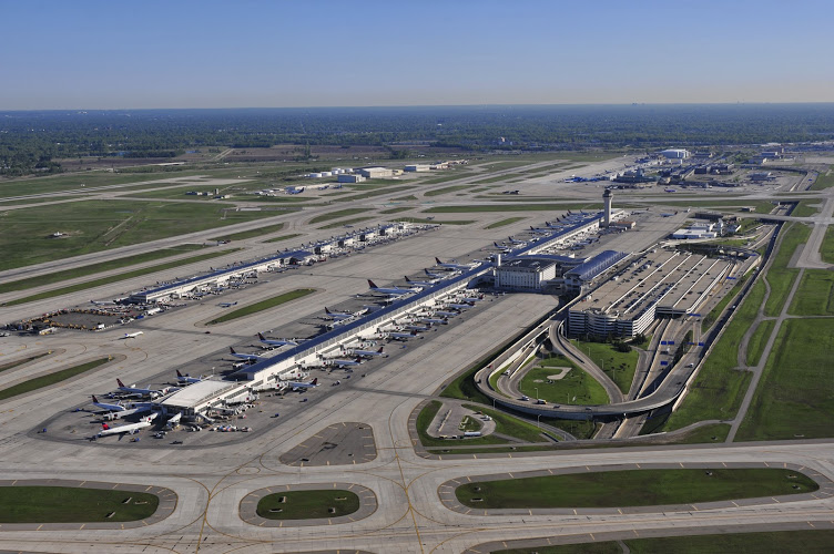 Detroit Metro Airport Add New Routes Airline In 2015