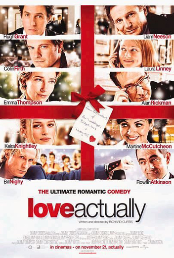 Love Actually (Photo Credit: Universal Pictures)
