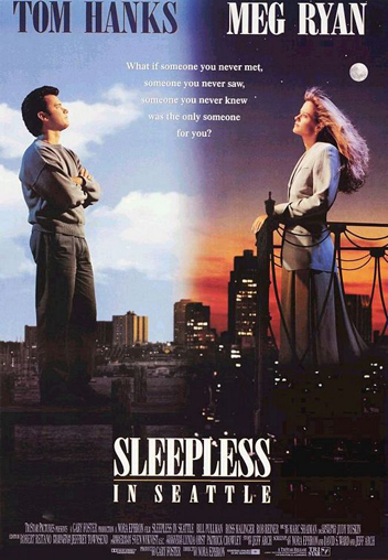 Sleepless In Seattle (Photo Credit: TriStar Pictures)