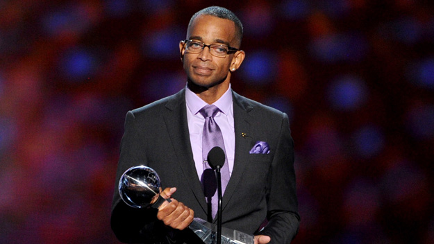 Stuart Scott (Photo by Kevin Winter/Getty Images)