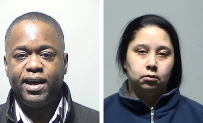 Charles Bothuell IV and Monique Dillard-Bothuell (credit: Detroit police)