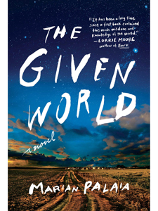 The Given World, Simon & Schuster, Book Club, Spring Reading