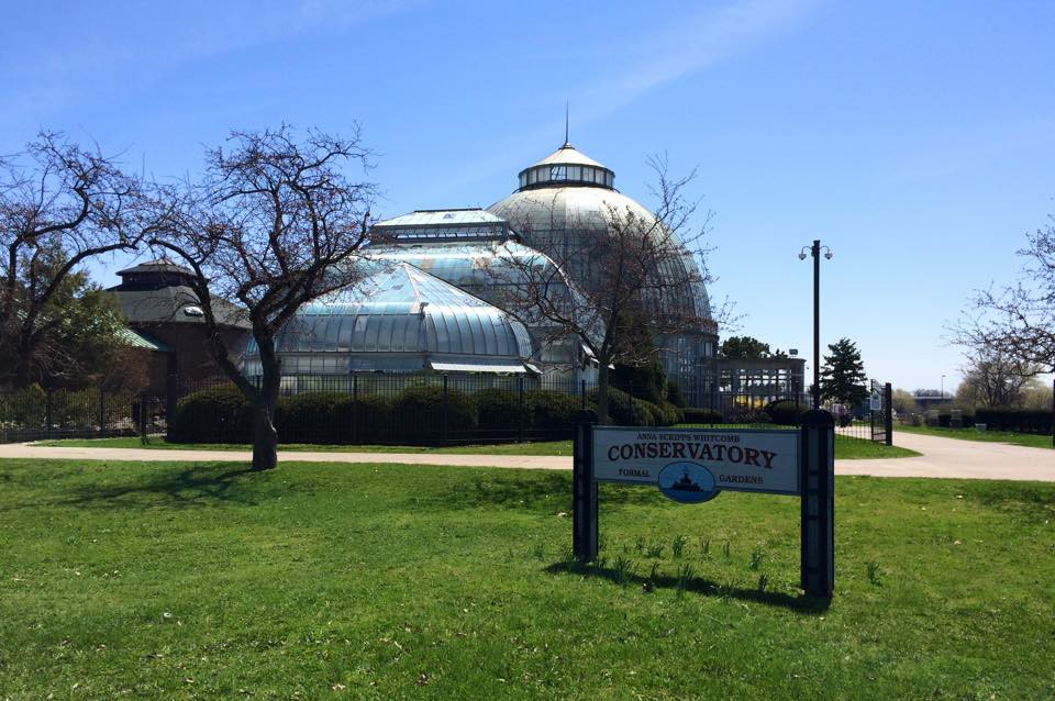 Reopening Celebration Planned For Belle Isle Conservatory