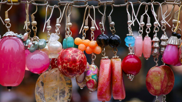 Jewelry, Jewelry Organization, Hanging Jewelry