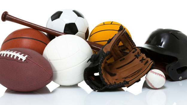 Sporting Equipment, Sports, Bats, Balls, Football, Gifts, Father's Day, Dads