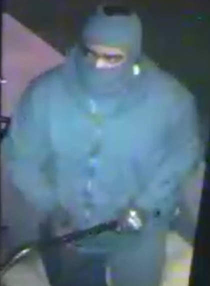 Police are trying to identify this man, wanted for breaking into a Westland pharmacy. (police handout)