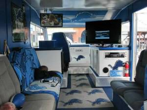 Extreme Lions Tailgate Package RV/Trailer Pops Up On Craigslist