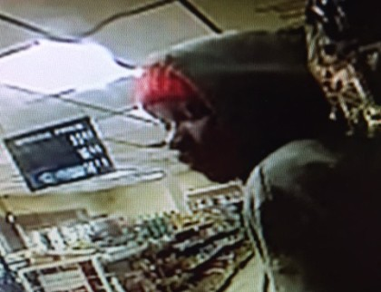 Police are looking for this suspect. (credit: Detroit Police Department)