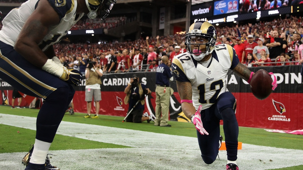 AP Source: Rams' Bailey In Critical Condition After Shooting – CBS