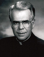 Father David F. West (Credit: Archdiocese of Detroit/ aod.org)