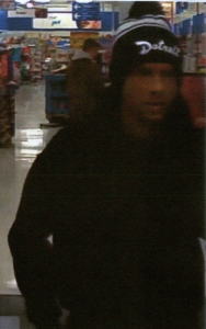 Police want to identify this man in connection with robbery at Meijer.