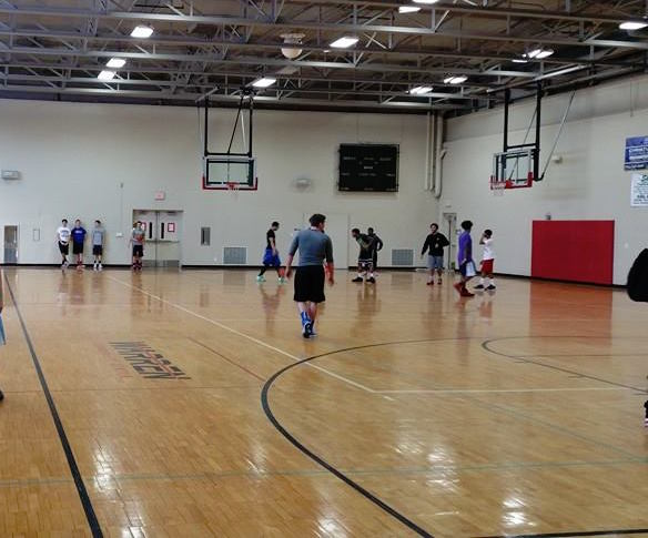 Best Indoor Basketball Courts In Detroit Cbs Detroit