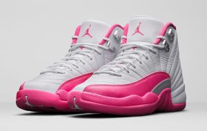 "Air Jordan Retro 12 ""Vivid Pink"" (photo: nike.com)"